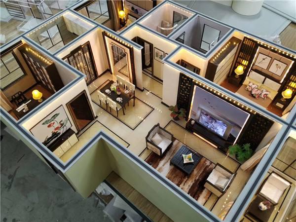 南阳建筑模型制作,南阳建筑模型定制价格