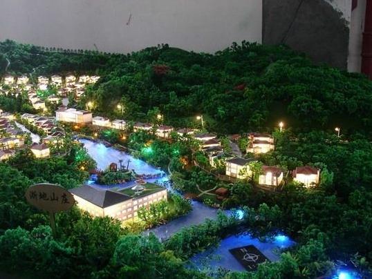 景观模型定制